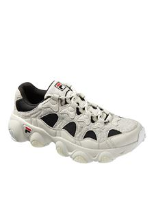 Fila - Jagger fabric sneakers in white