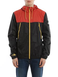 The North Face - Giacca bicolor in nylon
