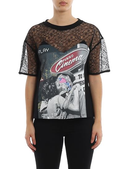 Pinko - Margheritine T-shirt