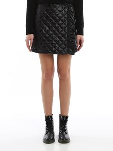 Moncler - Quilted padded mini skirt