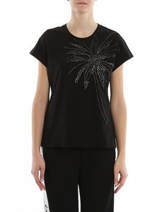 Ermanno Scervino - Studded palm T-shirt