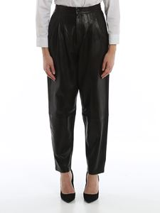 J Brand - Nila leather pants