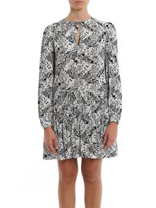 Pinko - Gocciole printed dress