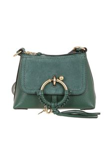 See by Chloé - Joan small grainy leather bag