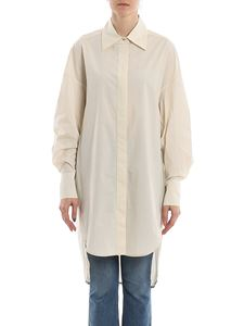 L'Autre Chose - Cotton poplin shirt dress