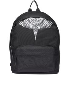 Marcelo Burlon County Of Milan - Wings printed backpack