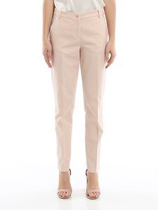 Emporio Armani - Stretch gabardine trousers