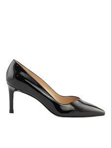 Stuart Weitzman - Anny 70 patent leather pumps