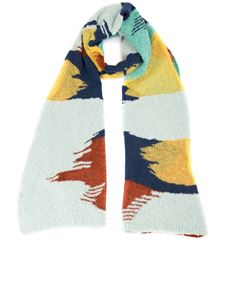 Missoni - Patterned scarf