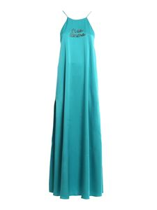 Giada Benincasa - Ciao Amore satin dress