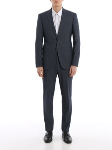 Emporio Armani - Stretch cotton suit