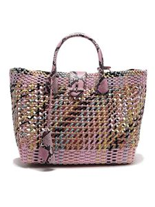 Ermanno Scervino - Woven shopping bag
