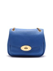 Mulberry - Darley small grainy leather crossbody bag