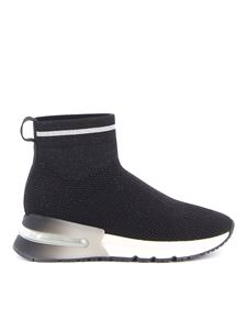 Ash - Socks Kyle Lurex sneakers
