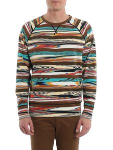 Missoni - Multicolor crewneck sweatshirt
