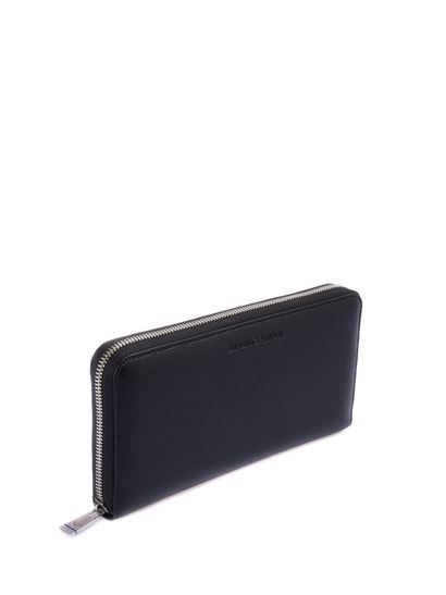Emporio Armani - Zip around continental wallet