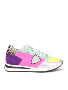 Philippe Model - Sneaker Tropez multicolor