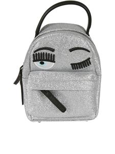 Chiara Ferragni - Flirting glitter backpack