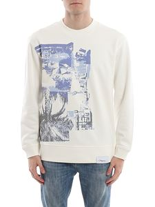 3.1 Phillip Lim - Postcard printed cotton sweatshirt