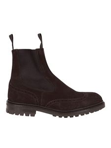 Tricker's - Henry Chelsea boots