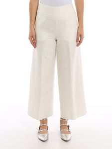 Peserico - Wide leg pants