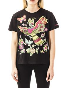 Red Valentino - Bird of Paradise in the Forest T-shirt