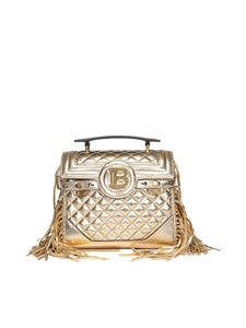 Balmain - Leather B-Buzz bag