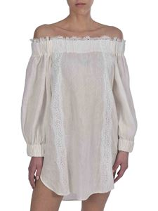 Ermanno Scervino - Ermanno Scervino Lifestyle top in white
