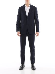 Boglioli - Pure wool unstructured suit