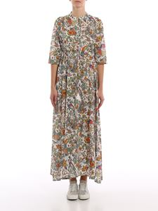 Tory Burch - Floral cotton maxi dress