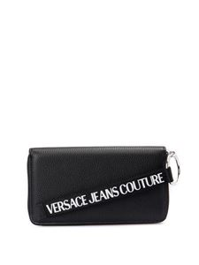Versace Jeans Couture - Charm zipped wallet
