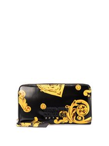 Versace Jeans Couture - Jewel print wallet