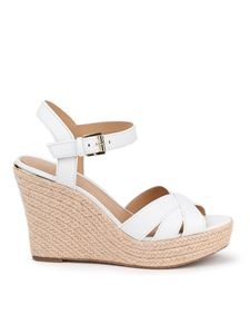 Michael Kors - Suzette wedge espadrillas