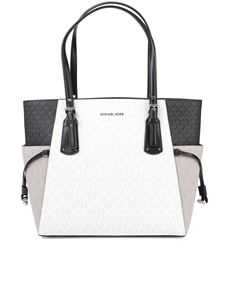 Michael Kors - Voyager colour-block tote
