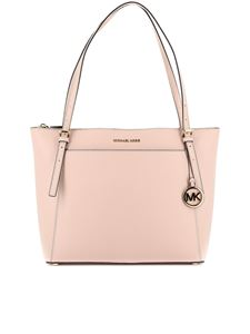 Michael Kors - Voyager large saffiano leather tote bag