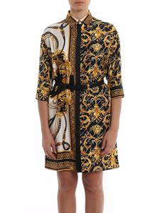 Versace - Barocco Signature printed dress