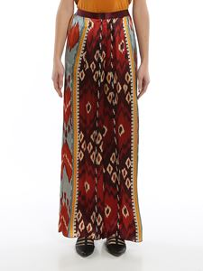 Forte Forte - Ethnic print palazzo trousers