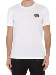 Moschino - Logo plaque T-shirt