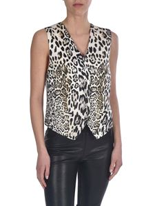 Ermanno Scervino - Animal print vest