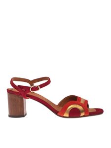 Chie Mihara - Losma sandals in red