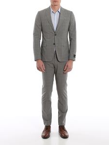 Z Zegna - Prince of Wales patterned suit