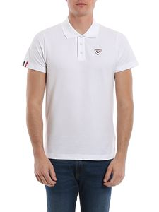 Rossignol - Rooster rubberised logo patch polo