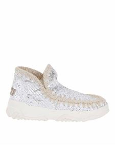 Mou - Eskimo sequined ankle boots
