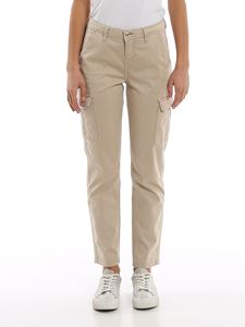 7 For All Mankind - Twill cargo chino pants