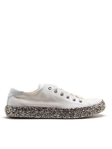 Saint Laurent - Bedford low sneakers with glitter sole