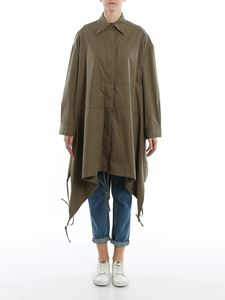 Loewe - Parka con coulisse sul fondo