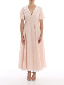 Loewe - Two-tone double layer dress
