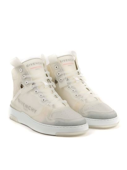 Givenchy - Wing high sneakers