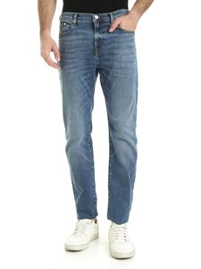 Paul Smith - 5 pocket jeans in blue