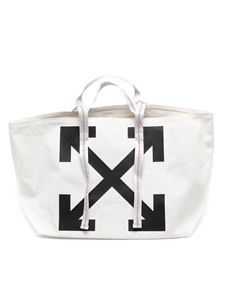 Off-White - Canvas Commercial tote